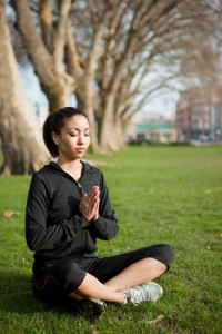 Meditation may be a boon for sexual intimacy.