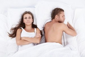 Some women may struggle to climax. Could this be why?