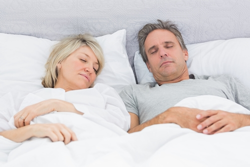 Your sex life depends on how much sleep you get each night.